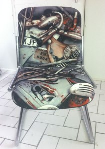 Photo: Jean Paul chair