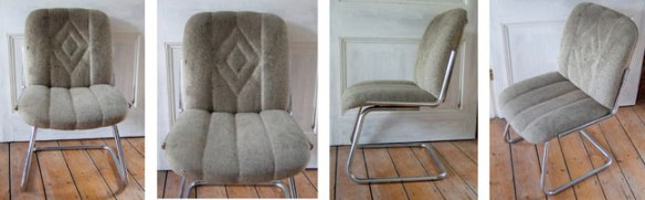 Photo: chair before it became Jean Paul